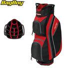 BagBoy SL Cartbag, zwart/rood
