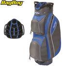 BagBoy SL Cartbag, grijs/blauw