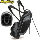 BagBoy SL Standbag, zwart/grijs
