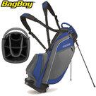 BagBoy SL Standbag, grijs/blauw