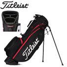 Titleist Players 4 Standbag Golftas, zwart/rood