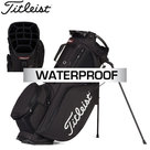 Titleist Hybrid 14 StaDry Standbag Golftas, zwart