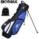 Skymax XL-Lite 7.0 Standbag, zwart/blauw