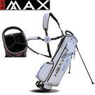 Big Max Heaven 7 Standbag, zilver/blauw