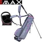 Big Max Heaven 7 Standbag, grijs/fuchsia