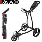 Big Max Blade IP Golftrolley, zwart