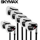 Skymax S1 Losse IJzers Heren Graphite