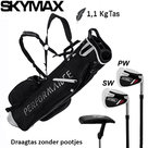Skymax S1 Pitch en Putt Set Heren Graphite
