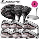 Cobra F-Max Airspeed Complete Golfset Dames Zonder Tas