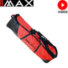 Bigmax Atlantis S Travelcover Reistas, rood