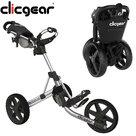 Clicgear 4.0 Golftrolley, Zilver
