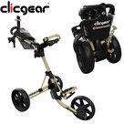Clicgear 4.0 Golftrolley, Legerbruin