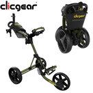 Clicgear 4.0 Golftrolley, Legergroen
