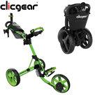 Clicgear 4.0 Golftrolley, Mat Lime