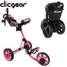 Clicgear 4.0 Golftrolley, Mat Roze