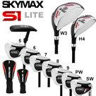 Skymax S1 Complete Golfset Lite Heren Staal Zonder Tas