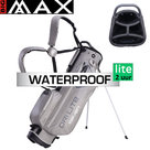 Big Max DriLite Seven 2.0 Waterproof Standbag Golftas, sandstone