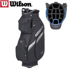 Wilson Staff EXO 2 Cartbag, zwart/zilver