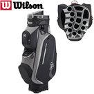 Wilson I-Lock III Cartbag, zwart/grijs