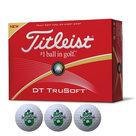 12-Stuks Titleist DT TruSoft Golfballen