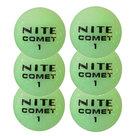 6-Stuks Nite Comet Golfballen