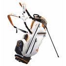 Big Max DriLite G Standbag Golftas, Wit/Oranje