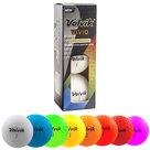 Volvik Vivid 3-stuks Golfballen