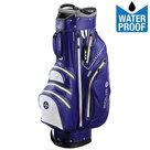 Big Max Aqua Sport Waterproof Cartbag Golftas, Blauw/Wit