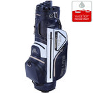 Big Max Dri Lite Silencio Cartbag Golftas Navy Wit