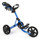 Clicgear 3.5+ Golftrolley, Blauw/Zwart