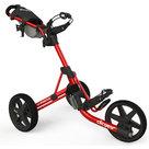 Clicgear 3.5+ Golftrolley, Rood/Zwart