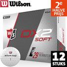 Wilson DX2 Soft Golfballen