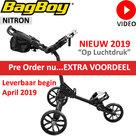 Bagboy Nitron Golftrolley 2019