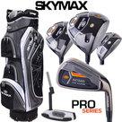 Skymax Pro Series Complete Golfset Heren Graphite
