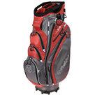 Fastfold UL9.5 Cartbag Golftas, Grijs/Rood