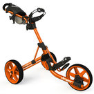 Clicgear 3.5+ All Color Golftrolley, Oranje
