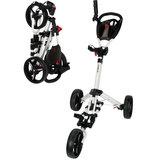 Fastfold Trike Deluxe Golftrolley Wit