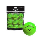 Callaway HX Oefen Golfballen Lime