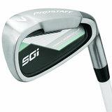 Wilson Prostaff SGI Complete Golfset Dames Graphite ijzer