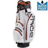 Bigmax Aqua Sport 2 Cartbag Wit/Oranje