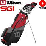 Wilson Prostaff SGI Complete Golfset Heren Graphite