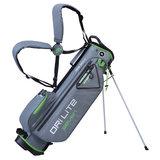 Big Max DriLite Seven 2.0 Waterproof standbag Grijs/Lime