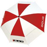 Big Max Aqua XL UV Paraplu Wit/Rood