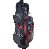 Skymax IX-5 Complete Golfset Heren Staal met Fastfold Cartbag Grijs/Rood
