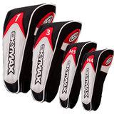 Skymax Headcovers voor Driver, Wood 3, Hybride 3 en Hybride 4