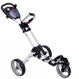 Fastfold 360 Golftrolley Wit/Wit