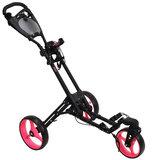 Fastfold 360 Golftrolley Zwart/Neon Roze