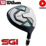 Prostaff Wilson SGI XL Prostaff SGI Complete Golfset Dames Wood 5