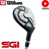 Wilson Prostaff SGI XL  Complete Golfset Dames Hybride