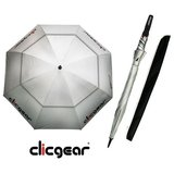 Clicgear Double Canopy Golfparaplu